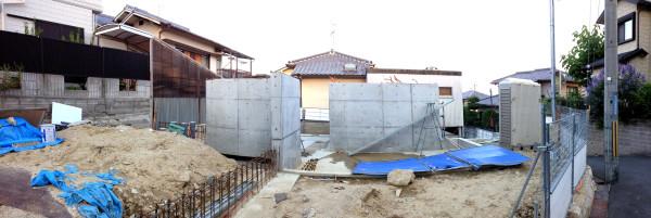 コンクリート壁1