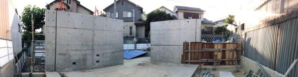 コンクリート壁2
